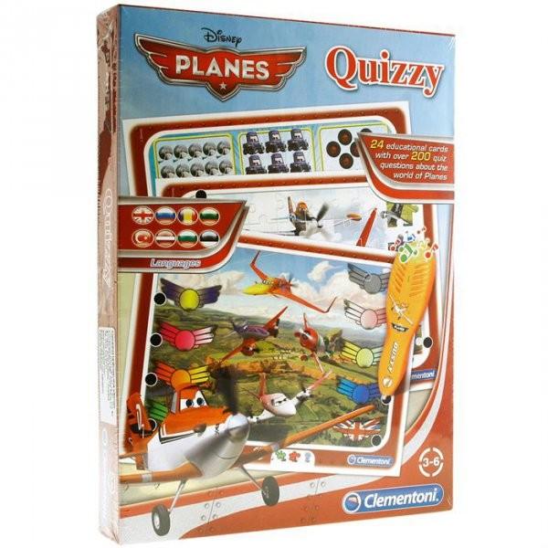 C-Quizzy 24 spēļu kartiņas Planes