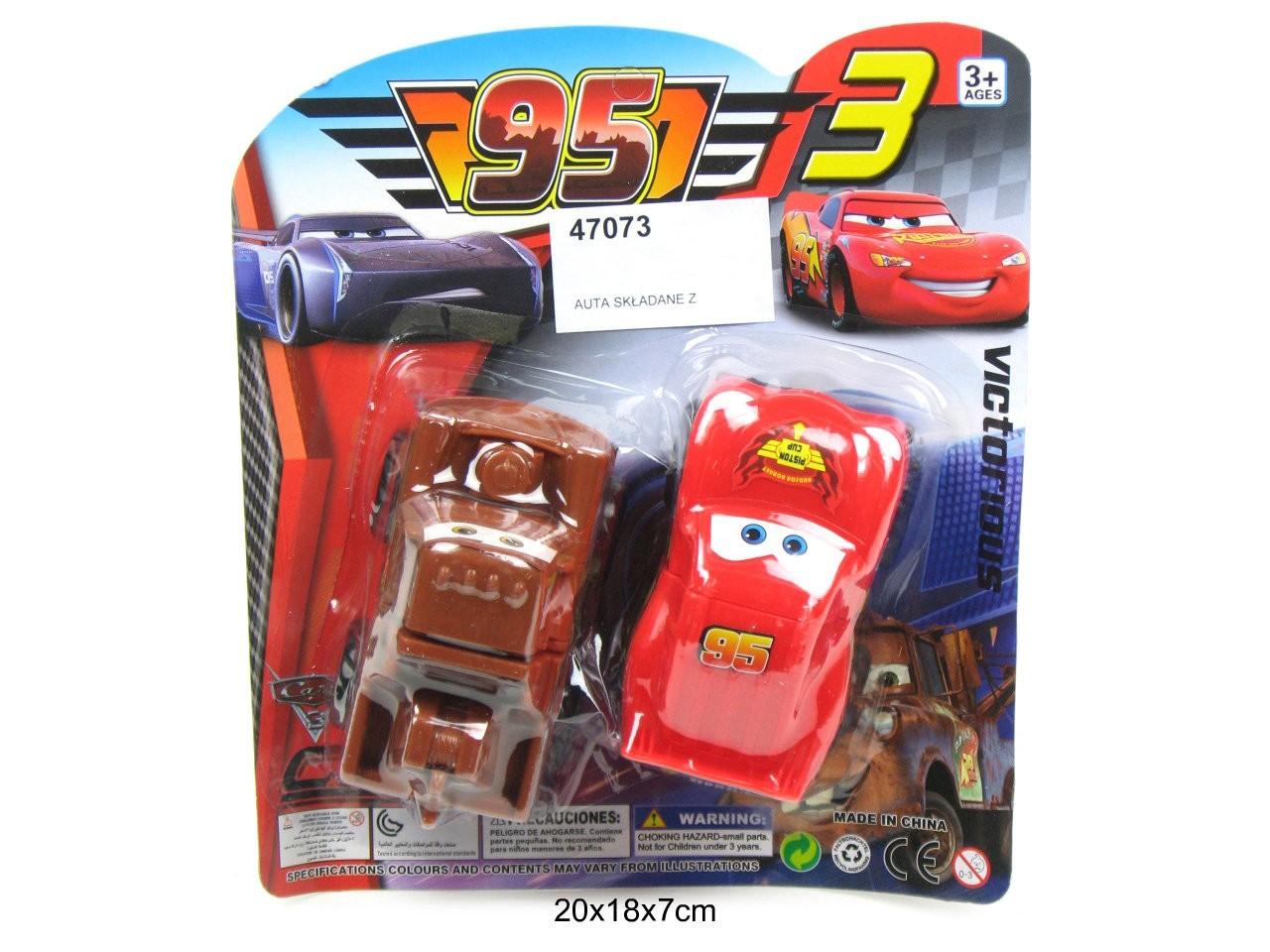 Mašīnu komplekts Cars