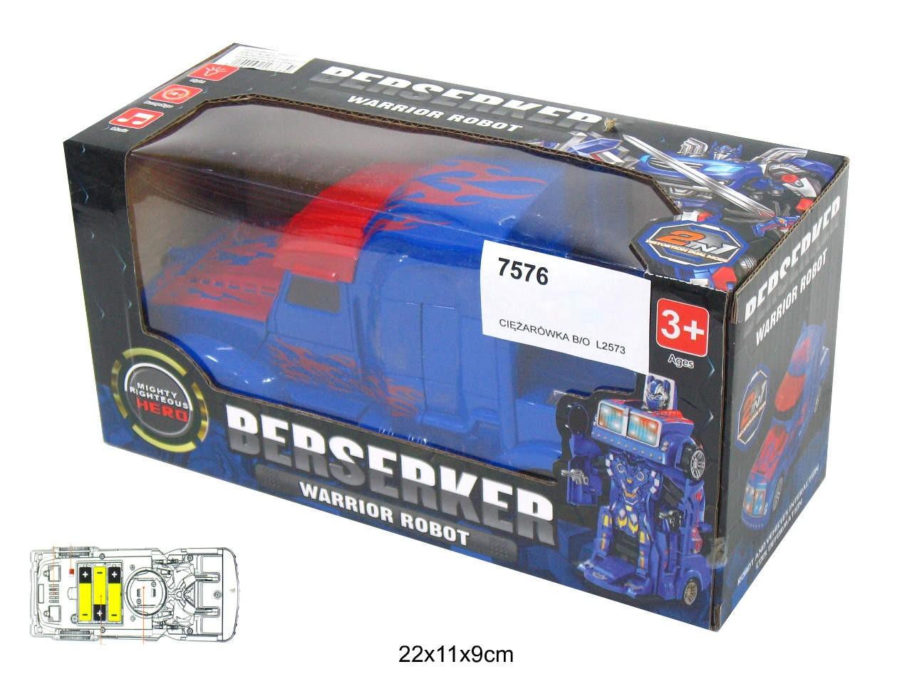 Robots transformers Berserker