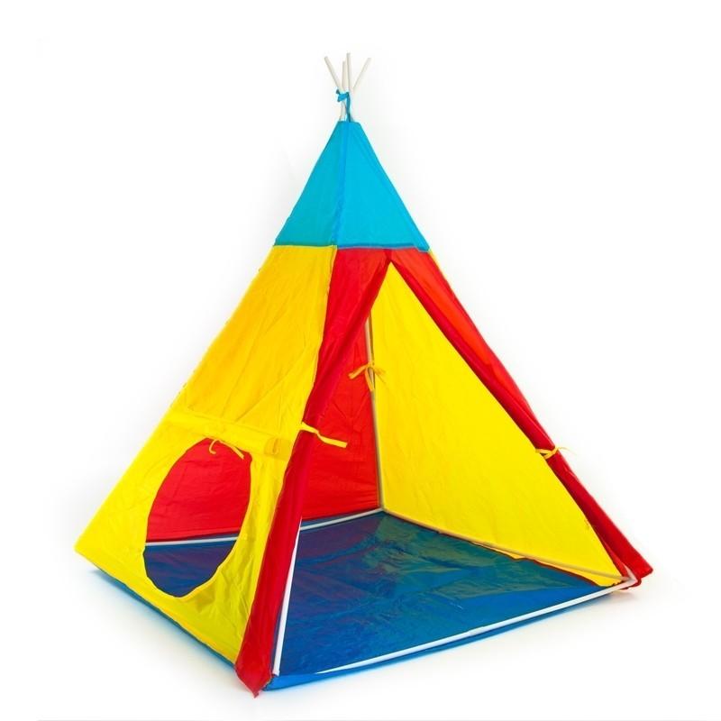 Indiāņu telts bērniem