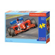 Puzle Castorland  120 C-13364 RACE TO WIN