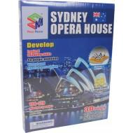 3D puzle Sidenja opera
