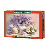 Puzle Castorland  1000 C-1042006 FLOWER DAY, TRISHA HARDWICK