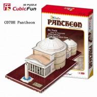 CubicFun - Pantheon 3D Puzzle