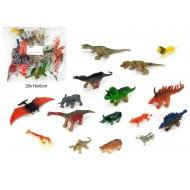 Dinozauru komplekts