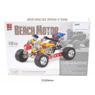 Metāla konstruktors Beach motor