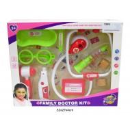 Ārsta komplekts ar gaismu