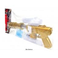 Zelta pistole ar lodēm