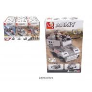 Kluči ARMY 3in1