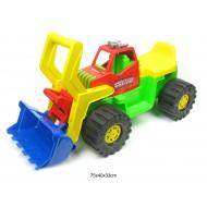 Mašīna - traktors