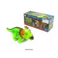 Dinozaurs Triceratops