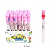 Ziepju burbuļi Peppa