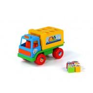 Mašīna ar figūrām Polesie
