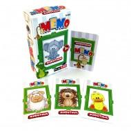 MEMO Dzīvnieki - Kāršu spēle