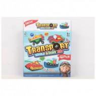 Rotaļlieta Transport 3D