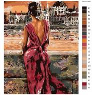 Glezna pēc numuriem, 40 x 50, ZGUS101100267