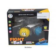 Lidojošā bumba ar gaismu