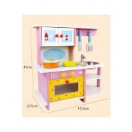 Rotaļu koka virtuve T20078