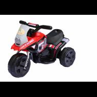 Sarkans elekriskais tricikls RACING (WDHV318)