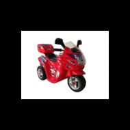 Sarkans elektriskais trīsritenis motocikls WDBLJ8309 RED